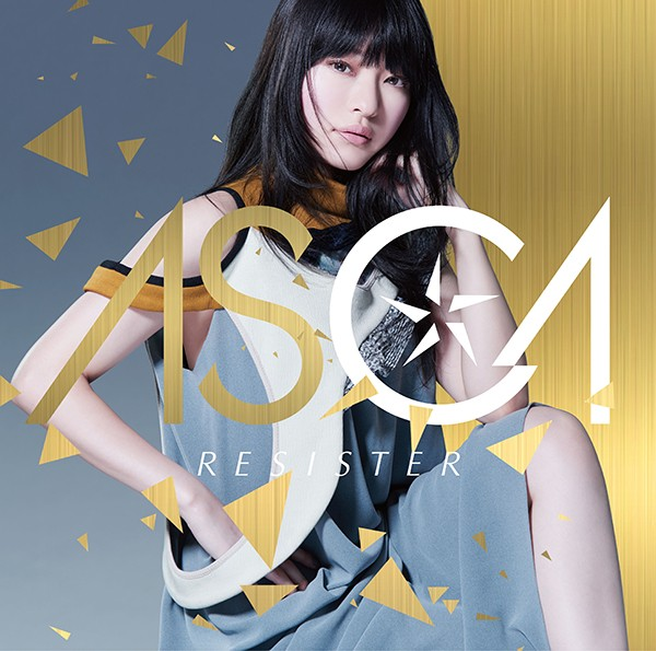 ASCA  4th Single「RESISTER」