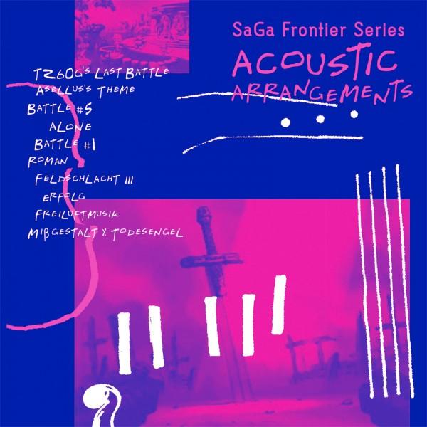 ゲーム音楽アレンジ 「SaGa Frontier Series ACOUSTIC ARRANGEMENTS」