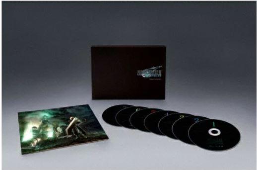 ゲーム音楽「FINAL FANTASY VII REMAKE Original Soundtrack」